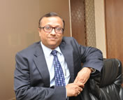 Sh. Manoj Tulsian CFO & Whole-time Director